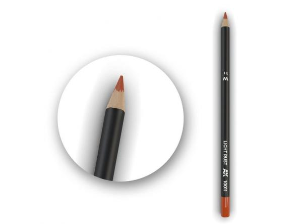 Light Rust Weathering Pencil