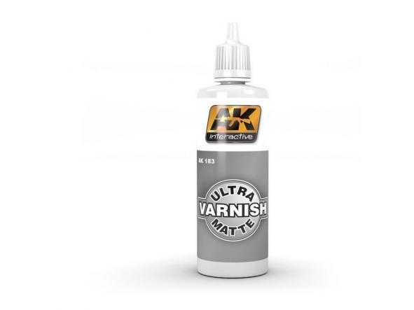 Ultra Matte Varnish - Barniz Ultra Mate 60 ml.