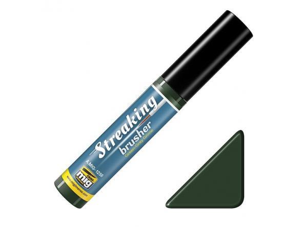 Streaking Brusher Green-grey grime [0]