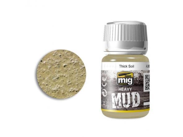 Thick Soil - Enamel Heavy Mud Texture