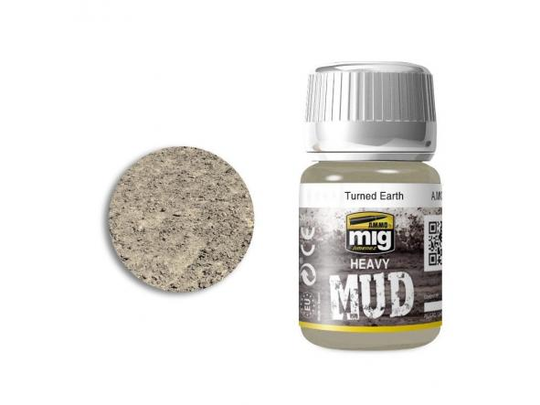 Turned Earth - Enamel Heavy Mud Texture