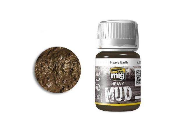 Heavy Earth - Enamel Heavy Mud Texture