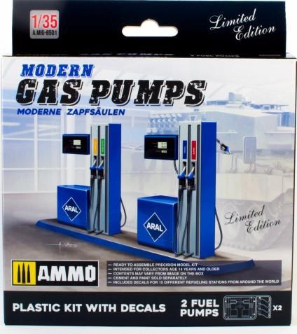 1/35 Modern Gas Pumps