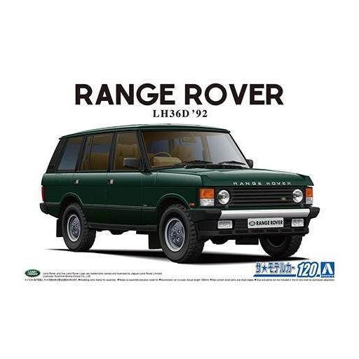 1/24 Landrover LH36D Rangerover Classic 1992