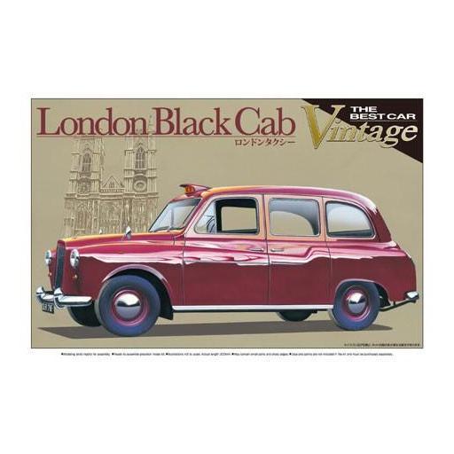 1/24 London Black Cab 68 FX4