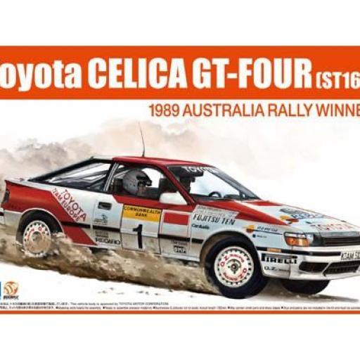 1/24 Toyota Celica GT-Four (St165) 1989 Australia