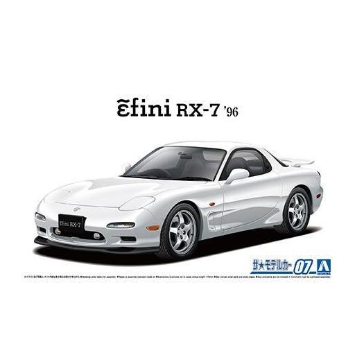 1/24 Mazda FD3S RX7 1996