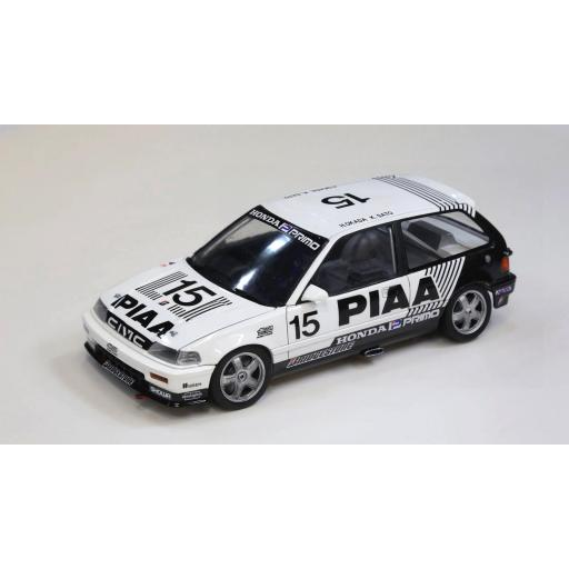 1/24 Honda Civic EF3 (Gr.A) ´89 PIAA