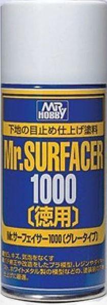 Mr. Surfacer 1000 Grey