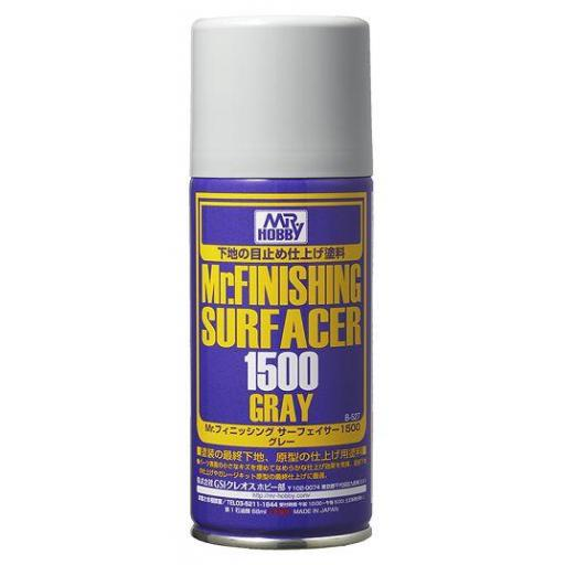 Mr. Finishing surfacer 1500 Gray