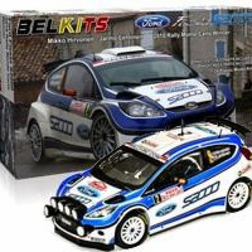 1/24 Ford Fiesta S2000