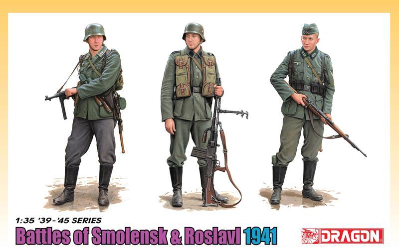 1/35 Battles of Smolensk & Roslavl 1941