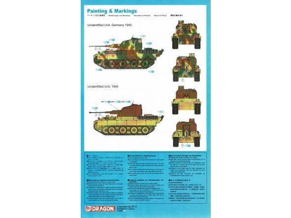 1/72 Prototipo Tanque Flakpanzer V Coelian [2]
