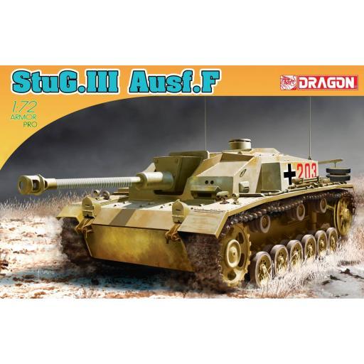 1/72 StuG.III Ausf F