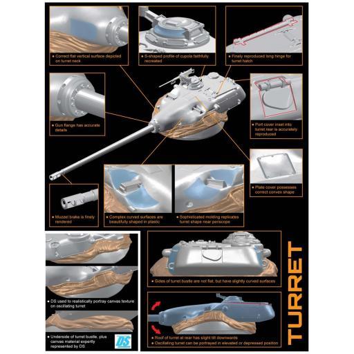 1/35 T54E1. Black Label Smart Kit [2]