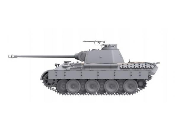 1/35 Pzkpfwg. V Panther Ausf.A Early [1]