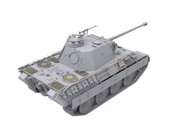 1/35 Pzkpfwg. V Panther Ausf.A Early [2]