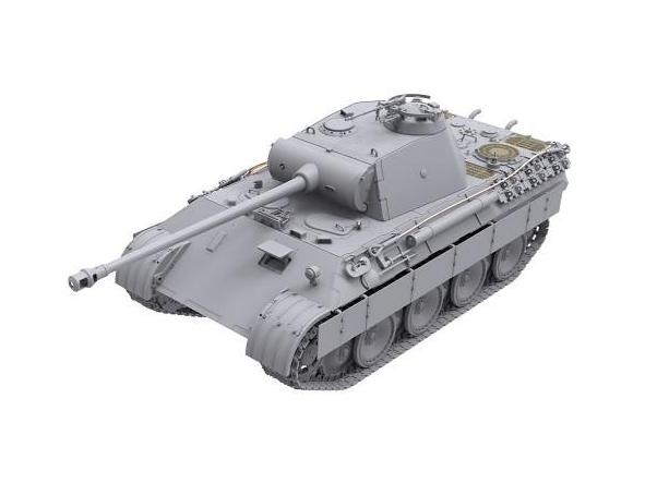 1/35 Pzkpfwg. V Panther Ausf.A Early [3]