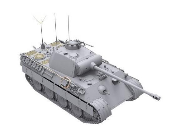 1/35 Pzkpfwg. V Panther Ausf.A Late 2 in 1 [1]