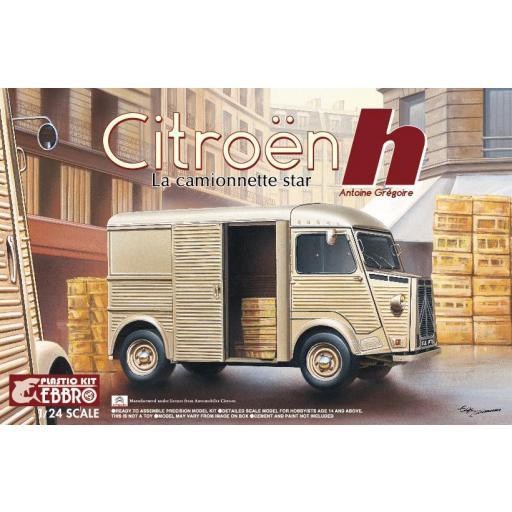 1/24 Citroën H Camionette