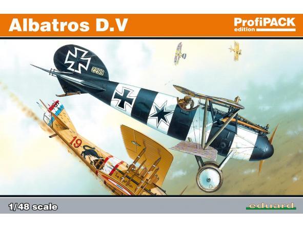1/48 Albatros D.V. Profipack Edition [0]