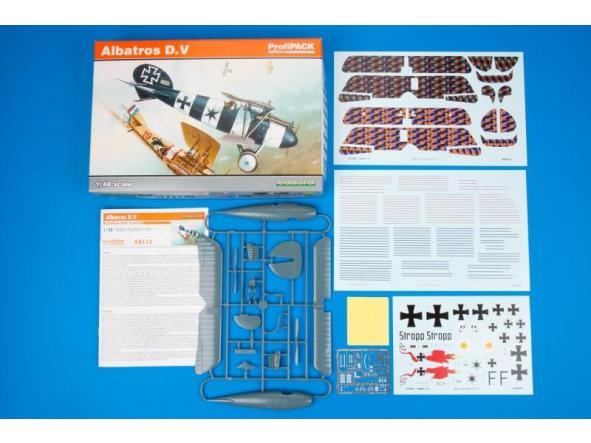 1/48 Albatros D.V. Profipack Edition [1]