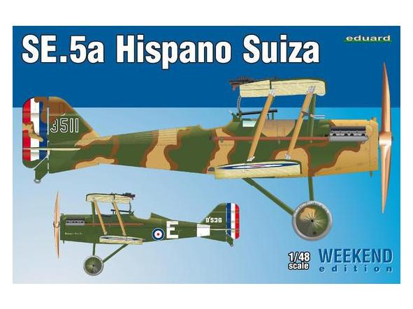 1/48 SE.5a Hispano Suiza. Weekend Edition