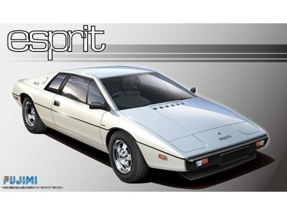 1/24 Lotus Esprit S1