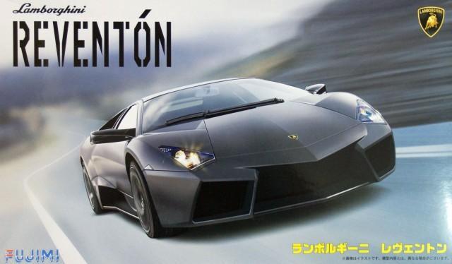 1/24 Lamborghini Reventón
