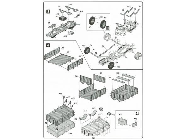 1/72 Camión Alemán OPEL Blitz [3]
