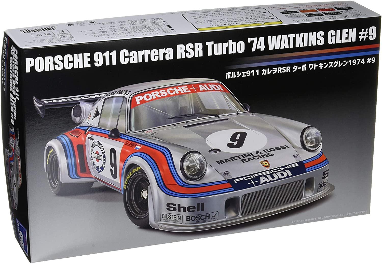 1/24 Porsche 911 Carrera RSR Turbo 74 Watkins Glen #9