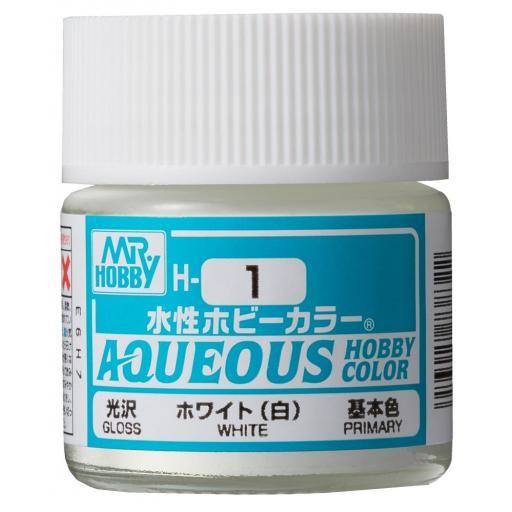 Hobby Color H-01 Blanco brillo