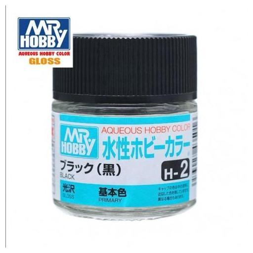 Hobby Color H-02 Negro brillo