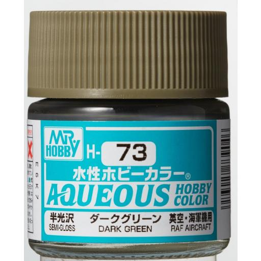 Hobby Color H-73 Verde Oscuro