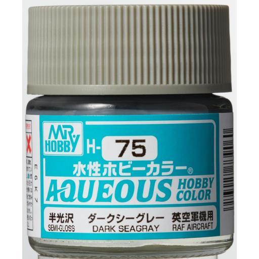 Hobby Color H-75 Gris Mar