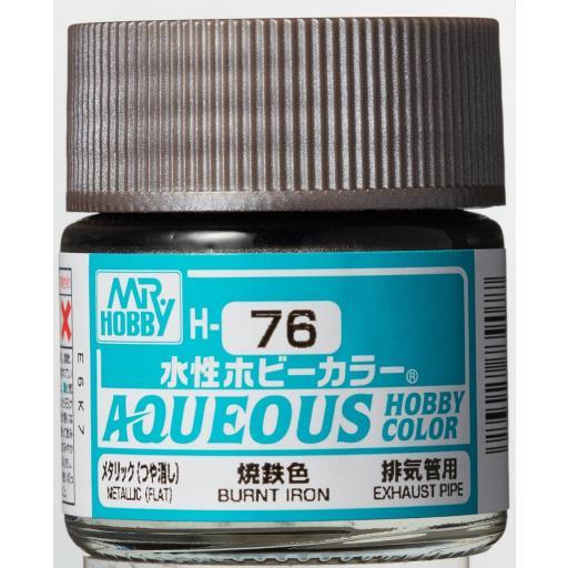 Hobby Color H-76 Hierro Quemado