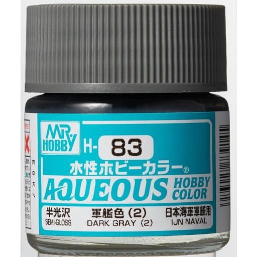 Hobby Color H-83 Gris Oscuro J II
