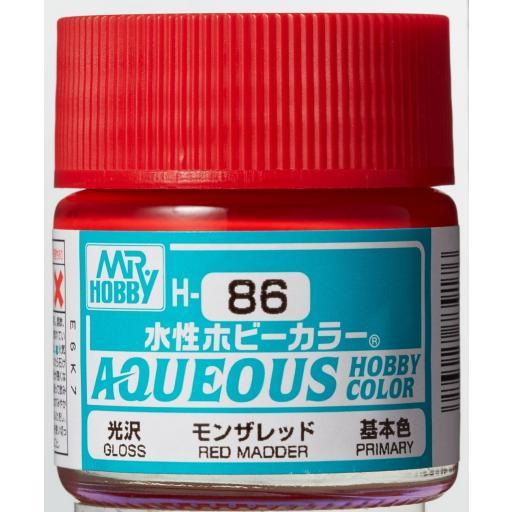 Hobby Color H-86 Rojo Rubio -pálido