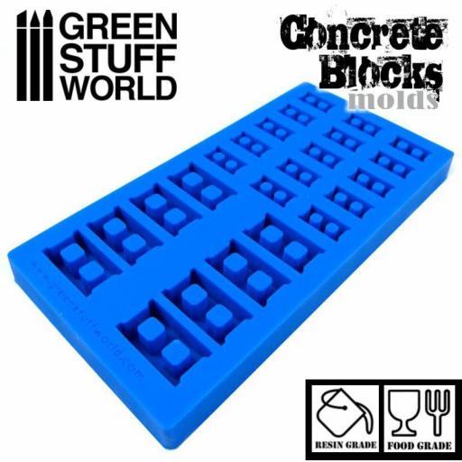 Concrete Blocks Molds