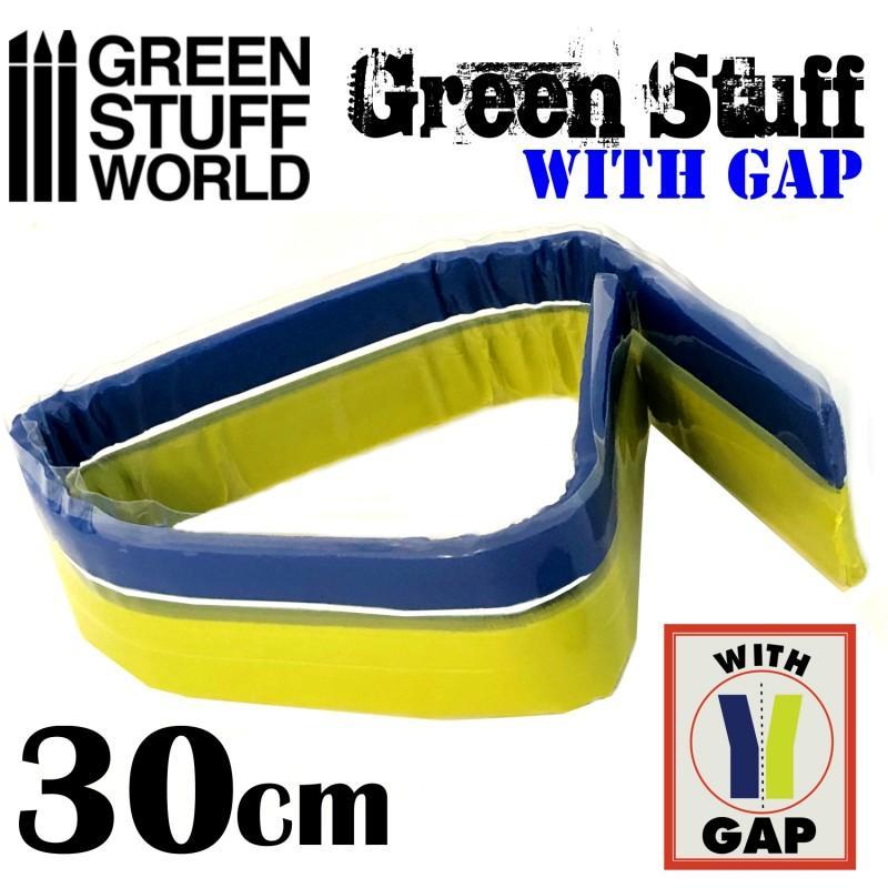 Green Stuff with gap 30cm