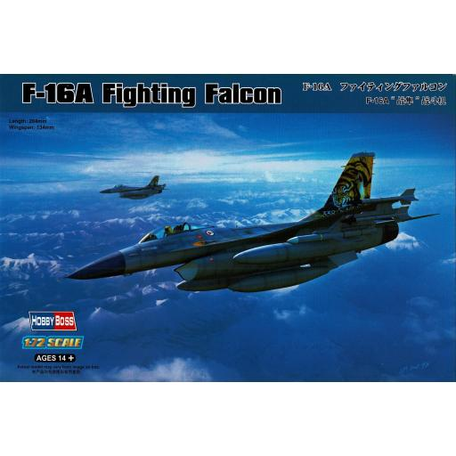 1/72 F-16A Fighting Falcon [0]