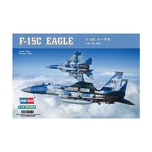 1/72 F-15C Eagle