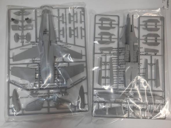 1:48 F/A1-8A Hornet. Calcas Españolas  [2]