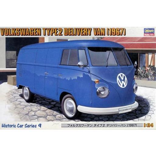 """1/24 Volkswagen Type 2 Delivery Van """"1967"""""""