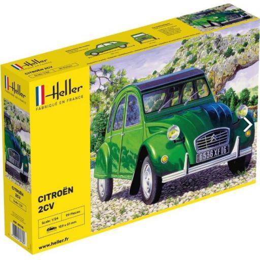 1/24 Citroën 2 CV