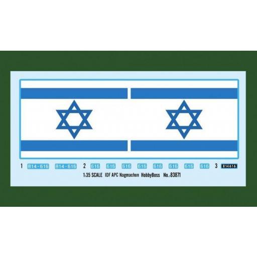 1/35 IDF APC Nagmachon [2]