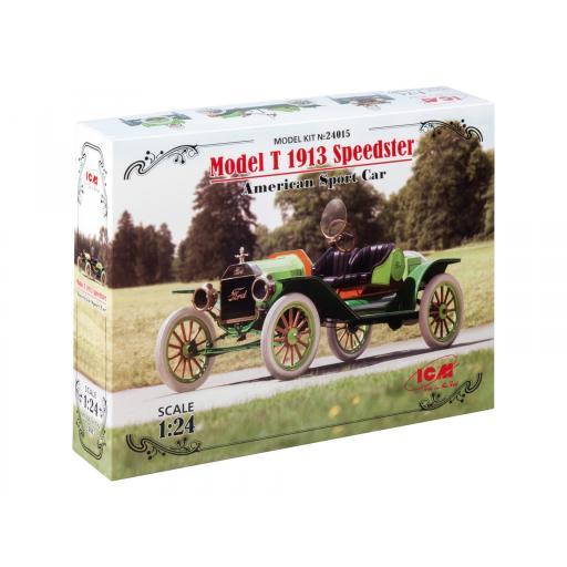 1/24 Model T 1913 Speedster