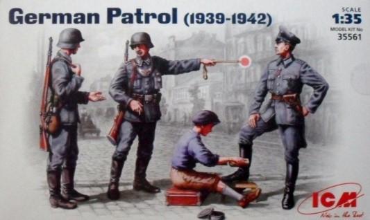 1/35 German Patrol 1939-1942