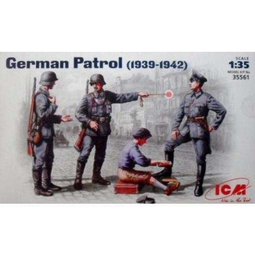 1/35 German Patrol 1939-1942