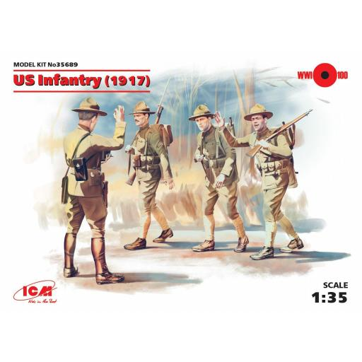 1/35 US Infantry (1917)